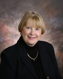 Commissioner Kathryn Hasselblad