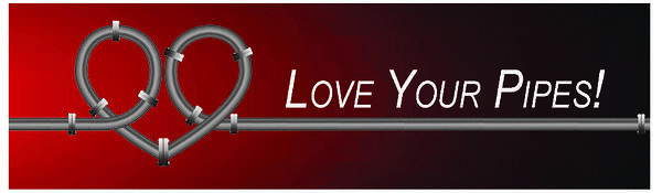 Love Your Pipes Banner