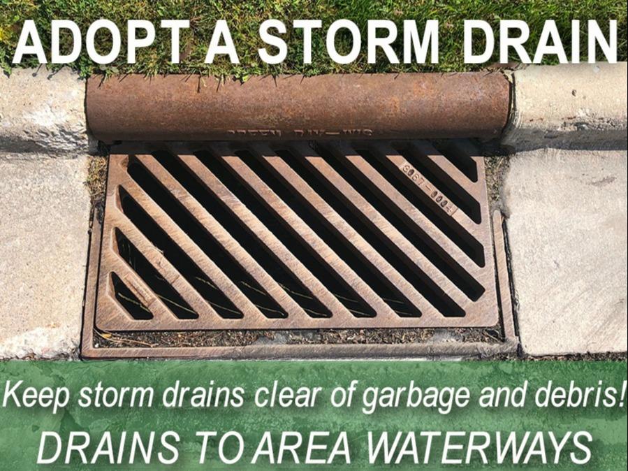 Adopt a Storm Drain