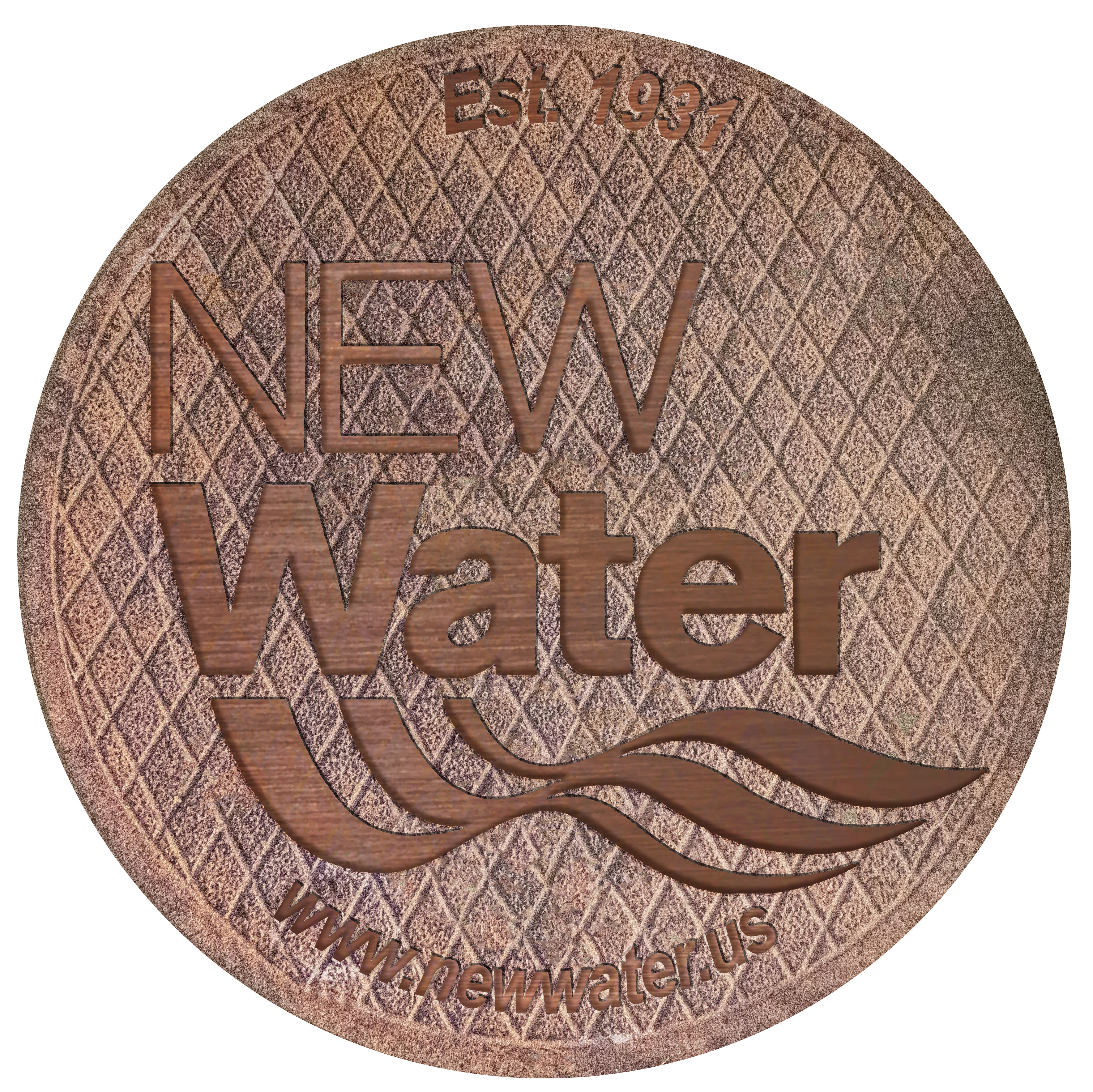 NEW Water Man hole