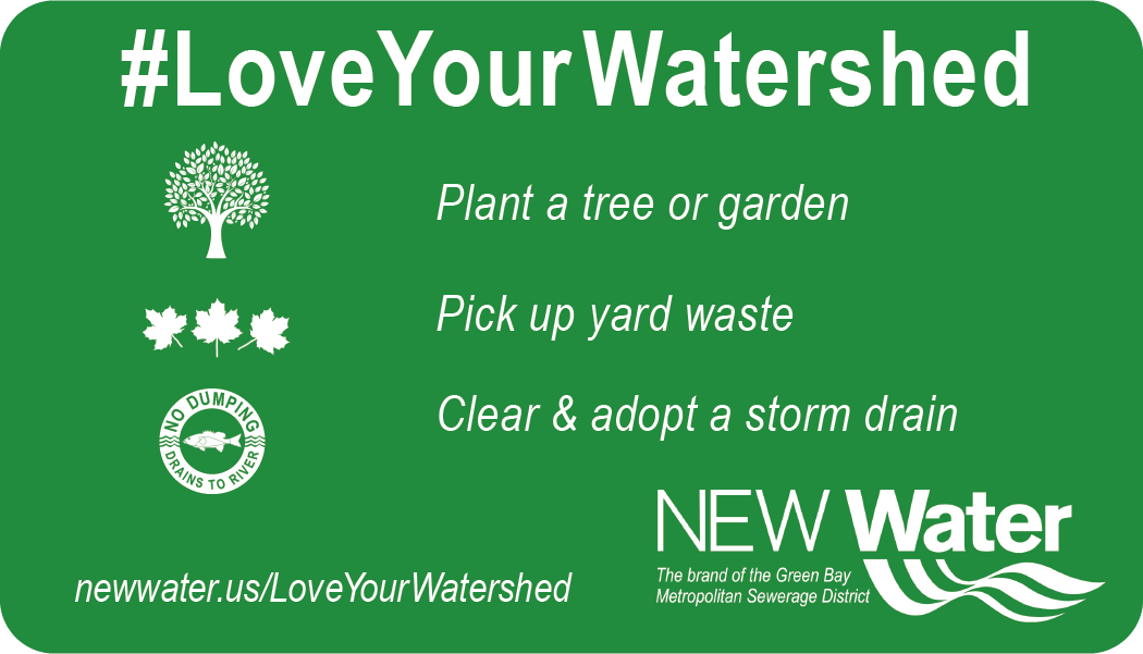 Learn how you can #LoveYourWatershed